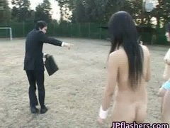 Japanese flasher gets ...