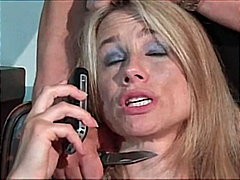 Burglar forces her to ... from Alpha Porno