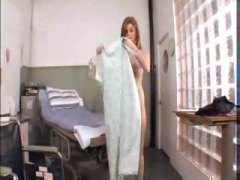 Horny female doctor and n...