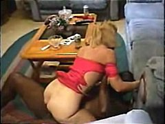 Mature Mom Enjoying So...