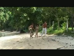 Sex in Forest thai girl from Keez Movies