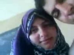 Egyptain Couple Kissing from Xhamster
