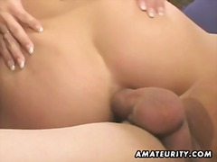 Amateur girlfriend hom...