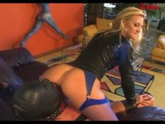 Keez Movies - Blonde facesitting and...