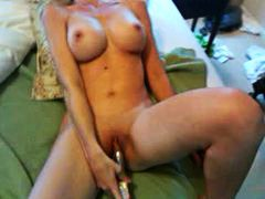 Masturbating Wife with... from Xhamster