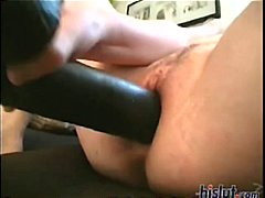 This slut is horny from Tube8