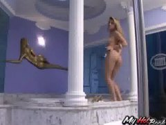 - This lovely, blonde ... from Keez Movies