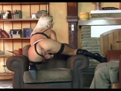 Keez Movies - Skinny blonde cutie te...