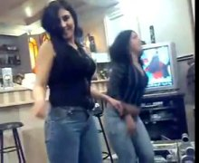 Arab Girl Dancing Hot from Xhamster