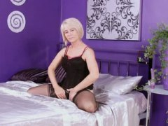 Mature Blonde Solo For... from Keez Movies