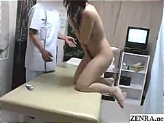 Nuvid - Japanese patient lays ...