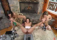 Lesbian babes playing ... from HardSexTube