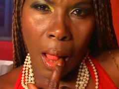 black mature women