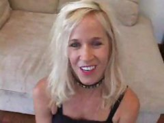Older MILF Gets A Crea...