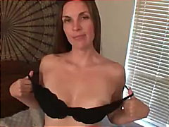 Mature mom stuffs her ...