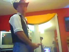 Hot solo - Cowboy from Xhamster