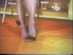 vintage foot fetish II from Xhamster