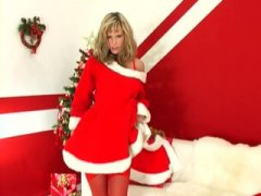 Blonde does a holiday ... from Keez Movies