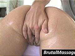 Nuvid - Brunette goes for a ma...