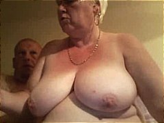 Nuvid - Fat old blonde amateur...