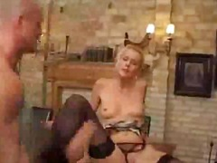 German Milf Gets Screw...