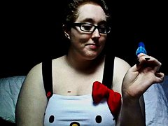 Xhamster - bbw puts popsicle in a...