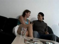 Nuvid - German MILF Does Young...