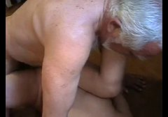 Xhamster - Very old fat man abuse...