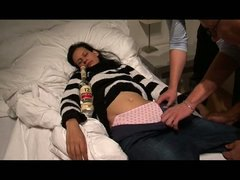 Tube8 - fulldrunken sleep teen...