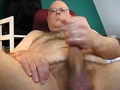 Xhamster - Hard Bear Blows His Load
