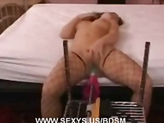 Cute babe masturbation from Tube8
