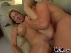 Tube8 - Lexi Carrington gets d...
