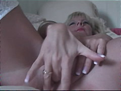 Petite Milf Strips And...