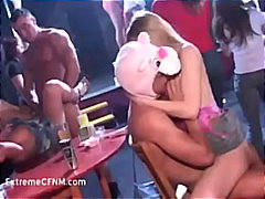 CFNM Sex Party Orgy from PornHub