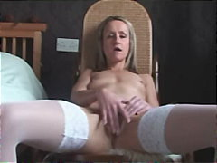 Sexy Blonde Milf Finge... from PornHub