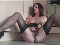 Stocking Milf Sticks P...