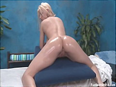 Big tit blonde isn't s...