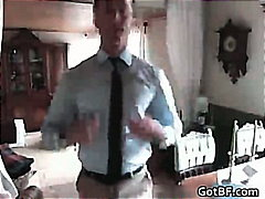 Slim Dad Strips For Th...