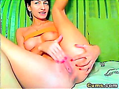 Fingering Soaking Wet ... from H2porn