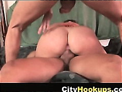 Pretty Hot Chick Brune... from H2porn