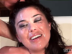 Ashley Blue takes two ... from Redtube