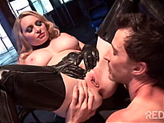 Aiden Starr fucks in t...