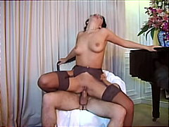 Redtube - Anal sex with a glamor...