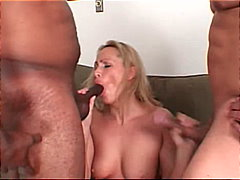 Mandy as interracial s...