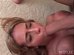 Busty sandwich can't g... from Redtube