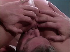 Redtube - Cum on face of one of ...