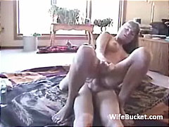 Anal fuck on the floor