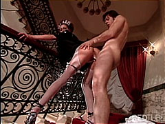 Rich man has to fuck sexy...