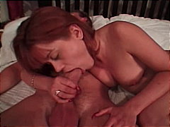 Redhead blows carefull...