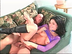 Dillian fucked in her ass